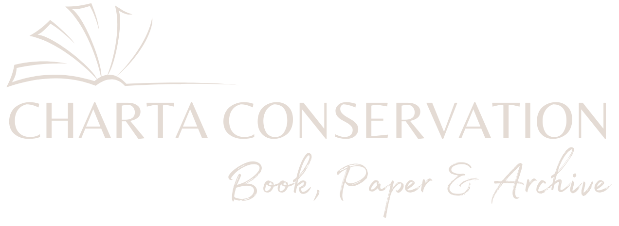 Charta Conservation – Book, Paper and Archive